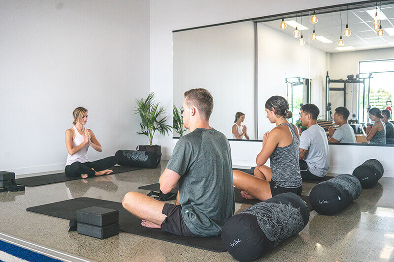 A newly built boutique health studio comprising of five generous treatment rooms, a state of the art reformer pilates studio, a fully equipped rehabilitation gym, and tidy changing facilities.